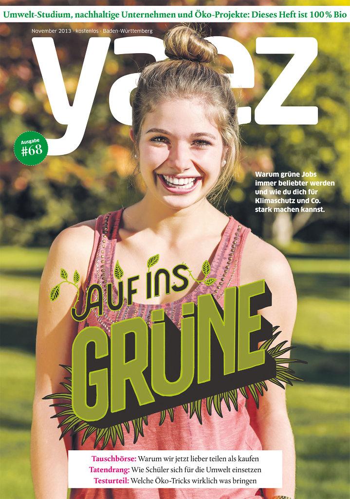 YAEZ Cover