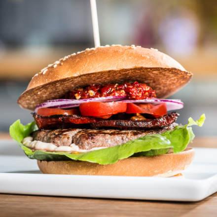 The Burger Republic